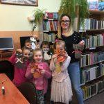 Dzień Kota w Filii Gminnej Biblioteki Publicznej w Niemicy