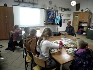 Światowy Dzień Kota – lekcja biblioteczna  z wychowankami PWD Pękanino
