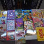 Nowości wydawnicze w bibliotekach publicznych naszej gminy