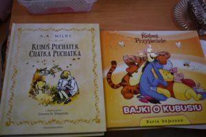 Międzynarodowy Dzień Kubusia Puchatka w Zespole Szkolno-Przedszkolnym w Malechowie