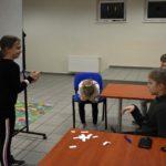Gry i zabawy edukacyjno-rozrywkowe z wychowankami PWD z Pękanina