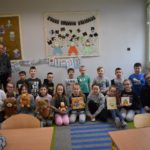 Międzynarodowy Dzień Kubusia Puchatka w kl. III Zespołu Szkolno-Przedszkolnego w Malechowie