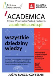 plakat akademika